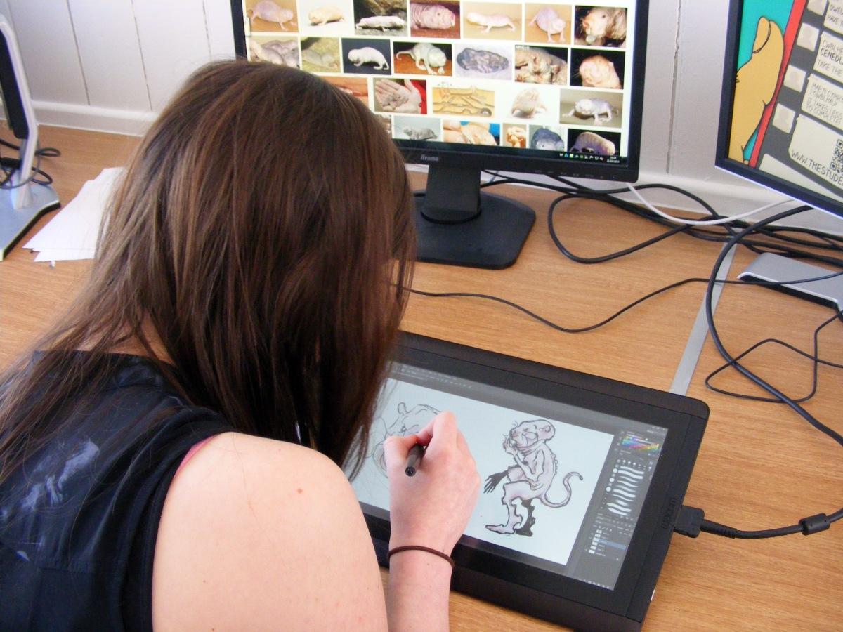 Animation Masterclass | Joshua Davies and Jon Carroll