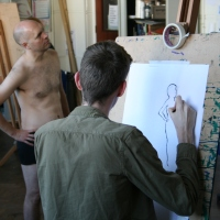 Life Drawing and Screen Printing with Mary Passmore